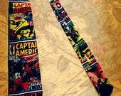 Captain America Necktie M...