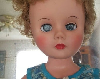 1960s Grocery Store Doll