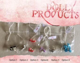 Handmade limited stock ear rings..