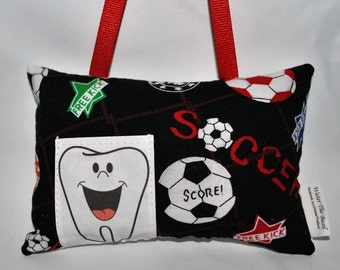 Tooth Pillow - Soccer