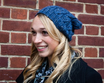 PATTERN: Deanna's Cable Hat