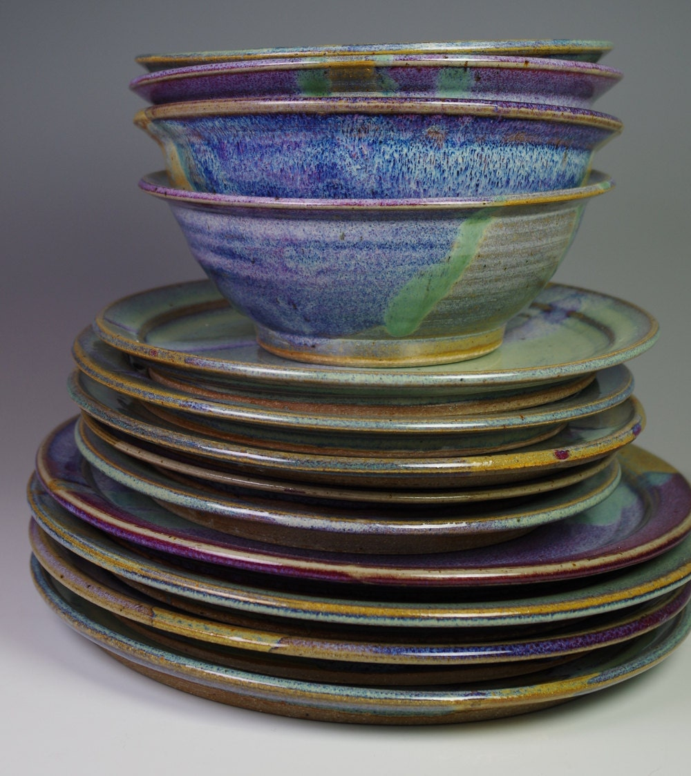 Plates Dinnerware Sets Everyday Mix Amp Match By
