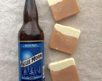 Blue Moon Citrus Ale Soap