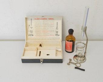 Diabetoscopio Siron 1940s - Old medical instruments