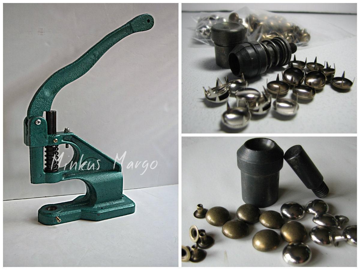 stud rivet setter tool machine hand press handpress by minkusmargo. Black Bedroom Furniture Sets. Home Design Ideas