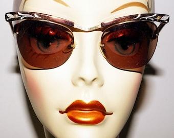 1950s BL Cateye Sunglasses