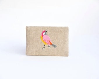 Tissue Holder - Bird Design