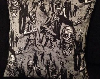 Zombie Walking Dead Monsters Cushion