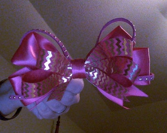 Bow with Barrette