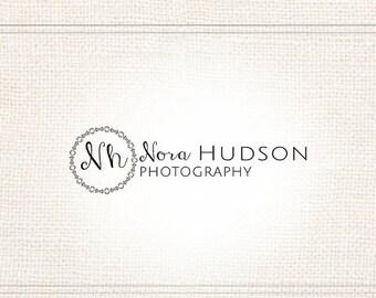 On SALE Premade Photography Watermark + Logo