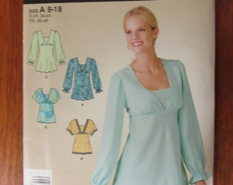 Simplicity It's So Easy 3842 sewing pattern Sizes 8-18