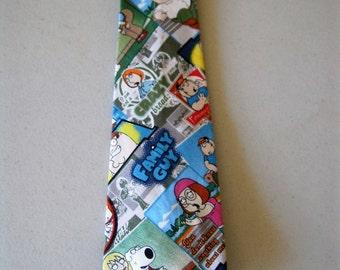 Family Guy Tie