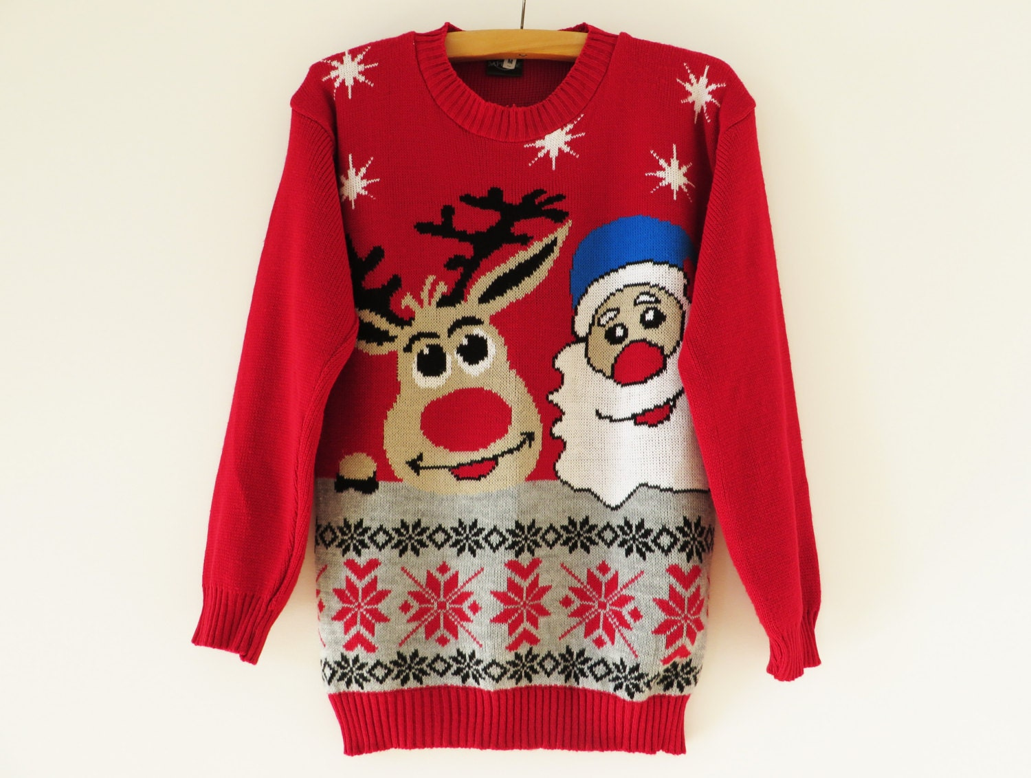 2ad8cfde4 Deer Ugly Sweater