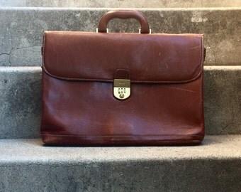 Bally Vintage Briefcase