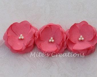 Ribbon Headband/Bridesmaids/Bride/ Flowergirl/Special Event