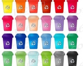 50% OFF SALE Recycling Bi...
