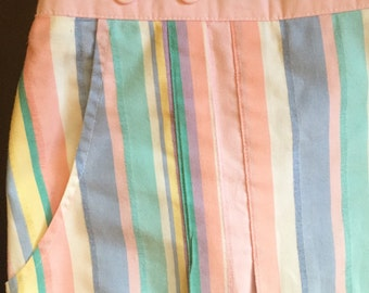 Vintage Skirt with Bloomers! Size 16