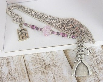 Bookmark for princesses