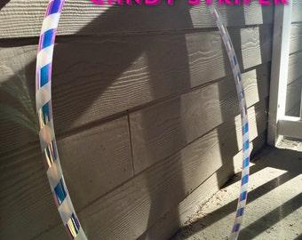 Candy Striper Polypro Hoop