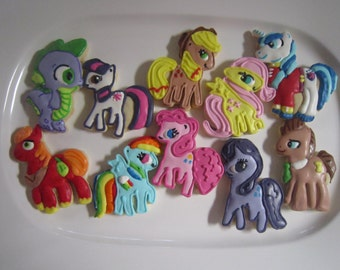 30 My Little Pony Fan Art Cookies