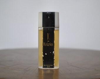 Vintage K de KRIZIA women's fragrance , rare fragrance , discontinued .....