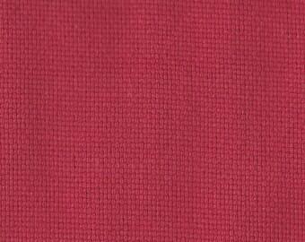 "Moda Fabric - Blackbird Designs - Needlework Homespun Series - Red - 18"" x 45"""