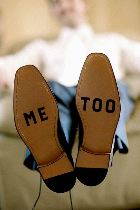 Wedding Shoe Decals Ireland