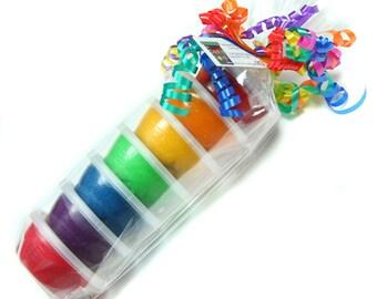 Rainbow Pack - Handmade Child's Dough