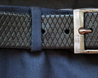 Skirt option: belt loops