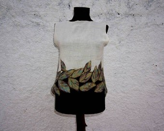 Nuno felting and Woven Fabrics with Leaves