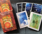 RARE Astrology Oracle DeckEasy Astrology Oracle Cards Gently Used Collectible Deck
