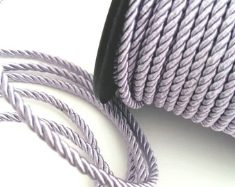 3mm 15 meters Lilac Braided Silk Cord_PP55729971_15meters _49ft