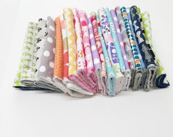 Burp Cloth Grab Bag