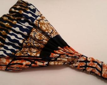 African Boho-Styled Headband