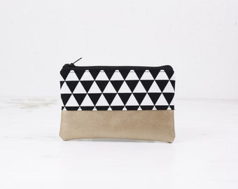 Mini bag - triangle
