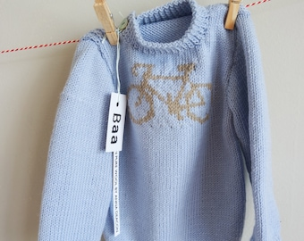 Bicycle baby jumper