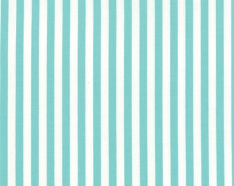 Prairie Aqua Stripe Yardage SKU# 29006-28