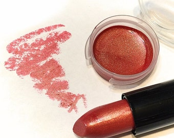 HOT SUMMER Natural CLASSIC Mineral Lipstick -  Gluten Free Lipstick