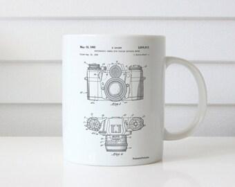 Camera Patent Mug, Camera Patent, Camera Mug, Camera Mug, Camera Mug, PP0006