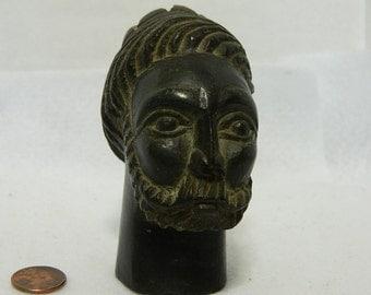 Vintage Head Figurine