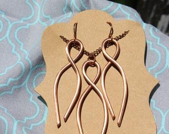 Copper Ribbon Set