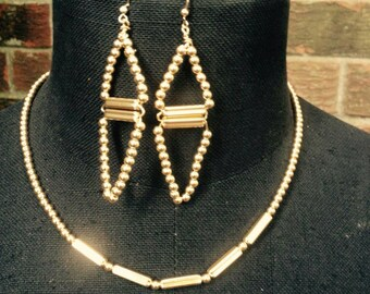 Gold and wired set