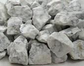 Howlite  -- Reiki, Crystal, Gemstone, Peace & Calming
