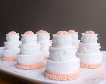 Unique Wedding Favors - Unique Bridal Shower Favors, Wedding Favor, Party Favors, Bridesmaid Gift, Wedding Shower Favor Soap - Set of 10