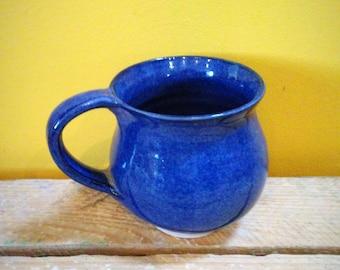 Mug in Cobalt Blue