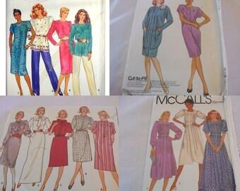 U Pick Sewing Patterns Dresses