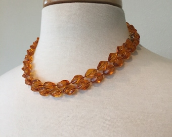 Sarah Cov Amber Necklace