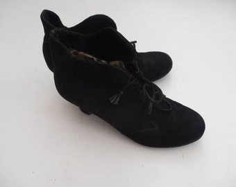 50's ankle boots. Hans Christian Anderson