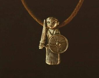 Valkyrie pendant by Titibaka