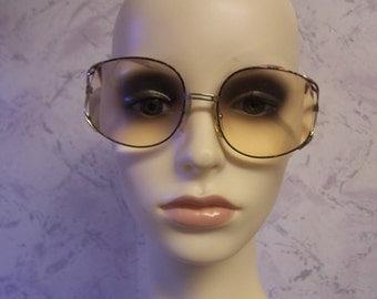 CHRISTIAN DIOR Prescription Authentic Vintage Reading/Sun Glasses 2490 41/52 - 17  125